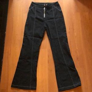 Brandy Melville Black Denim Pants